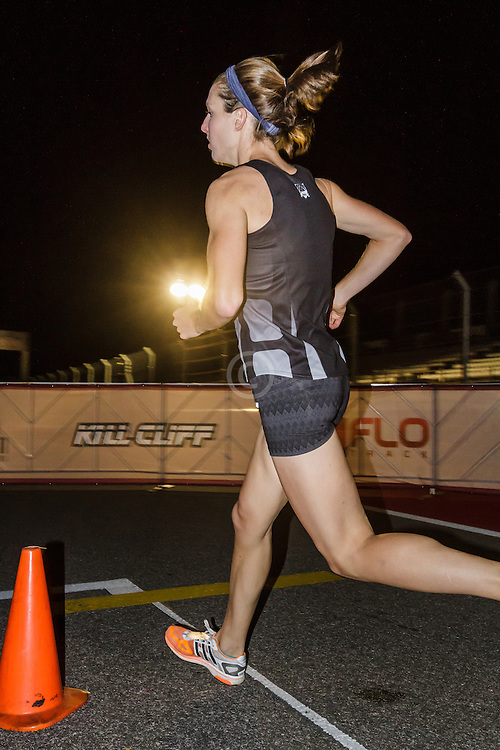 Beer Mile World Championships, Inaugural, Women's Elite race, Kara Dewalt
