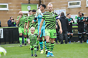 Mascot during the EFL Sky Bet League 2 match between Forest Green Rovers and Plymouth Argyle at the New Lawn, Forest Green, United Kingdom on 16 November 2019.