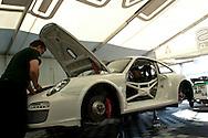 #77 Magnus Racing Porsche GT3 Cup: John Potter, Craig Stanton