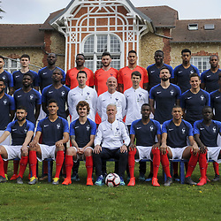 French Football Team - Official Picture