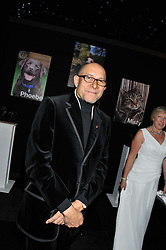 BRUCE OLDFIELD at the annual Collars & Coats Gala Ball in aid of Battersea Dogs & Cats Home held at Battersea Evolution, Battersea Park, London on 11th November 2011.