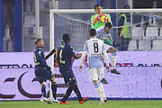 Foto LaPresse/Filippo Rubin<br /> 26/12/2018 Ferrara (Italia)<br /> Sport Calcio<br /> Spal - Udinese - Campionato di calcio Serie A 2018/2019 - Stadio &quot;Paolo Mazza&quot;<br /> Nella foto: JUAN MUSSO (UDINESE)<br /> <br /> Photo LaPresse/Filippo Rubin<br /> December 26, 2018 Ferrara (Italy)<br /> Sport Soccer<br /> Spal vs Udinese - Italian Football Championship League A 2018/2019 - &quot;Paolo Mazza&quot; Stadium <br /> In the pic: JUAN MUSSO (UDINESE)