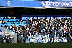 Wolverhampton Wanderers Manager Nuno and Chelsea Manager Maurizio Sarri look on - Mandatory by-line: Arron Gent/JMP - 10/03/2019 - FOOTBALL - Stamford Bridge - London, England - Chelsea v Wolverhampton Wanderers - Premier League