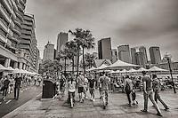 Circular Quay Promenade, Sydney