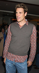 Rower JAMES CRACKNELL at a party to celebrate Ben Fogle and James Cracknell's forthcoming rowing challenge across the atlantic held at Mint, Sloane Strete, London on 17th November 2005.<br /><br />NON EXCLUSIVE - WORLD RIGHTS