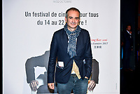 Olivier Assayas attends the lumber prize ceremony during 9th Film Festival in Lyon, October 20, 2017<br /> 9th Lyon Film Festival - Lumiere Award 2017