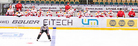 2020-01-19 | Umeå, Sweden:Vallentuna in  AllEttan during the game  between Teg and Vallentuna at A3 Arena ( Photo by: Michael Lundström | Swe Press Photo )<br /> <br /> Keywords: Umeå, Hockey, AllEttan, A3 Arena, Teg, Vallentuna, mltv200119