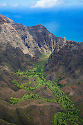 Nuulolo Valley, Kauai, Hawaii