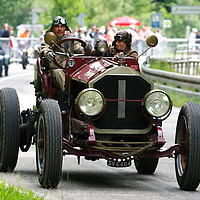 "American LaFrance ""Red Baron"" (1916), Solitude Revival 2011, Germany"