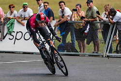 Luke Rowe (GBR) of Team Ineos (GBR,WT,Pinarello) during stage 2 TTT from Bruxelles to Brussel of the 106th Tour de France, 7 July 2019. Photo by Pim Nijland / PelotonPhotos.com | All photos usage must carry mandatory copyright credit (Peloton Photos | Pim Nijland)