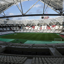 20160803: ENG, Football - Queen Elizabeth Olympic park stadium