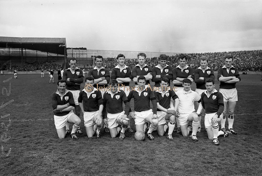 24/04/1966<br /> 04/24/1966<br /> 24 April 1966<br /> National Hurling League, Division II Final: Galway v Longford at Croke Park, Dublin.<br /> Galway team