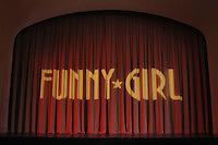 "Lucky Penny Productions presents ""Funny Girl,"" directed by Barry Martin."