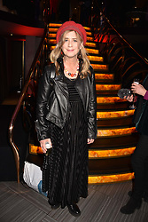 Imogen Stubbs at the Costa Book Awards 2017 held at  Quaglino's, 16 Bury Street, London England. 30 January 2018.