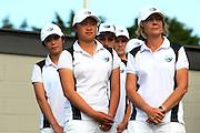 Auckland team. 2011 Toro New Zealand Women's Interprovincial, Final Round, Saturday 10 Decmenber 2011. Whakatane Golf Club, Whakatane, New Zealand. Saturday 10 Decmenber 2011. Photo: Mark McKeown/PHOTOSPORT