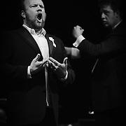 Kongelig operasanger Johan Reuter.