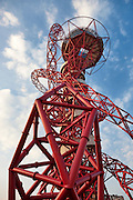 Arcelor Mittal Tower, London Olympic Park<br /> <br /> Designer/Artist: Anish Kapoor