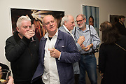 BRIAN GRIFFIN; PADDY SUMMERFIELD; TOM WOODS, Opening of the Martin Parr Foundation party,  Martin Parr Foundation, 316 Paintworks, Bristol, BS4 3 EH  20 October 2017