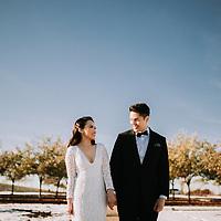 Christine & Eric Wedding