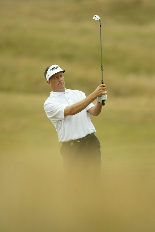 Stuart Appleby..2003 British Open..First Round..Royal St. George's Golf Club..Sandwich, Kent, England..Thursday, July 17  2003..photograph by Darren Carroll