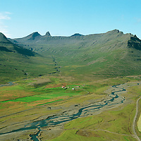 Tunga, Fáskrúðsfjarðarhreppur.Tunga, Faskrudsfjardarhreppur