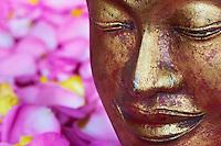 Thailande, Statue de Bouddha // Thailand, Buddha statue