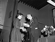 01/11/1957<br /> 11/01/1957<br /> 01 November 1957<br /> <br /> Wesley College Presentation of Prizes
