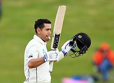 Hamilton-Cricket, New Zealand v Pakistan, day 4
