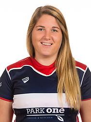 Poppy Cleall of Bristol Rugby Ladies - Mandatory by-line: Dougie Allward/JMP - 25/08/2016 - FOOTBALL - Cleve RFC - Bristol, England - Bristol Rugby Ladies