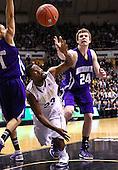NCAA - Purdue Boilermakers vs Northwestern Wildcats - West Lafayette, In