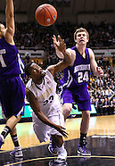 NCAA - Purdue Boilermakers vs Northwestern Wildcats - West Lafayette, In