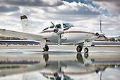 CCAS09 Beechcraft Baron E55 N1BF