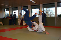 Judo for fred arranges Nage-no-kata course