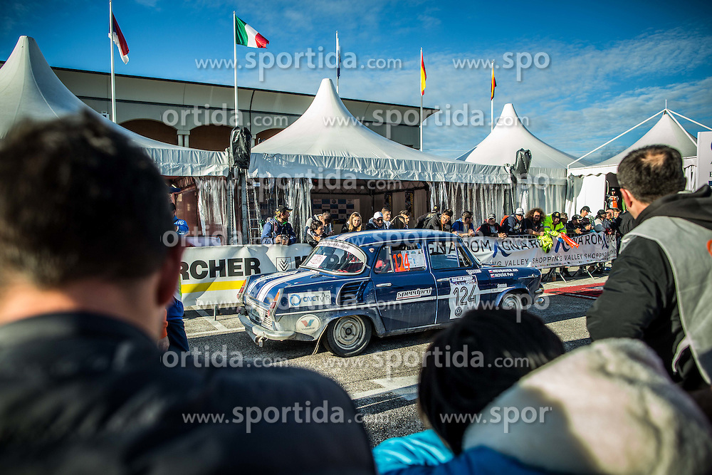 Rallylegend event 1 day before EURO 2016 Qualifier Group E match between Slovenia and San Marino, on October 11, 2015 in Stadio Olimpico Serravalle, Republic of San Marino. Photo by Vid Ponikvar / Sportida