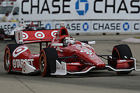 Scott Dixon, Cheverolet Detroit Belle Isle Grand Prix, Belle Isle, Detroit, MI 06/03/12