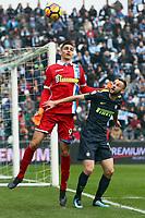 ALEX MERET (SPAL)<br /> <br /> Ferrara 28-01-2018 Stadio Paolo Mazza Football Calcio Serie A 2017/2018 Spal - Inter Foto Filippo Rubin/Insidefoto