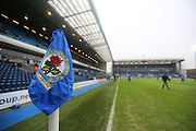 Ewood Park Stadium shot during the Sky Bet Championship match between Blackburn Rovers and Brighton and Hove Albion at Ewood Park, Blackburn, England on 16 January 2016.