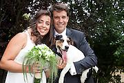 France. 25 Aout 2012.Joy & Richard