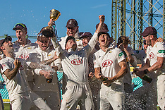 27 Sep 2018 - Surrey crowned Specsavers County Champions at the Kia Oval.