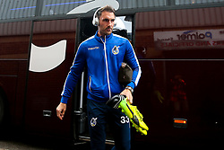 Alex Rodman of Bristol Rovers arrives at Barnsley - Mandatory by-line: Robbie Stephenson/JMP - 27/10/2018 - FOOTBALL - Oakwell Stadium - Barnsley, England - Barnsley v Bristol Rovers - Sky Bet League One