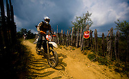 The world's toughest Extreme Enduro Rallye, the Red Bull Romaniacs takes place in the heart of the Carpathian Mountains.