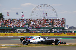 July 8, 2018 - Silverstone, Great Britain - Motorsports: FIA Formula One World Championship 2018, Grand Prix of Great Britain, .#35 Sergey Sirotkin (RUS, Williams Martini Racing) (Credit Image: © Hoch Zwei via ZUMA Wire)