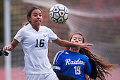 U-32 vs. Burlington Girls Soccer 10/24/14