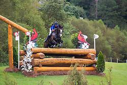 Zabala Ronald, ECU, Wundermaske<br /> World Equestrian Games - Tryon 2018<br /> © Hippo Foto - Sharon Vandeput<br /> 16/09/2018