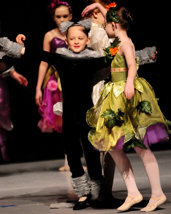Abernathy Performing Arts. Cinderella March 2011 Oregon City, OR