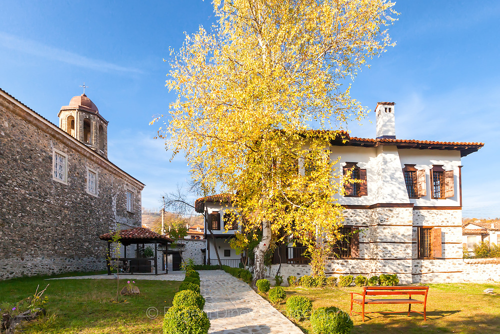 Etnographic complex in Zlatograd