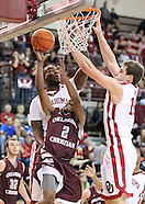 OC Men's BBall at OU - 11/4/2013