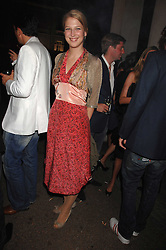 LADY GABRIELLA WINDSOR at the Quintessentially Summer Party at the Wallace Collection, Manchester Square, London on 6th June 2007.<br /><br />NON EXCLUSIVE - WORLD RIGHTS