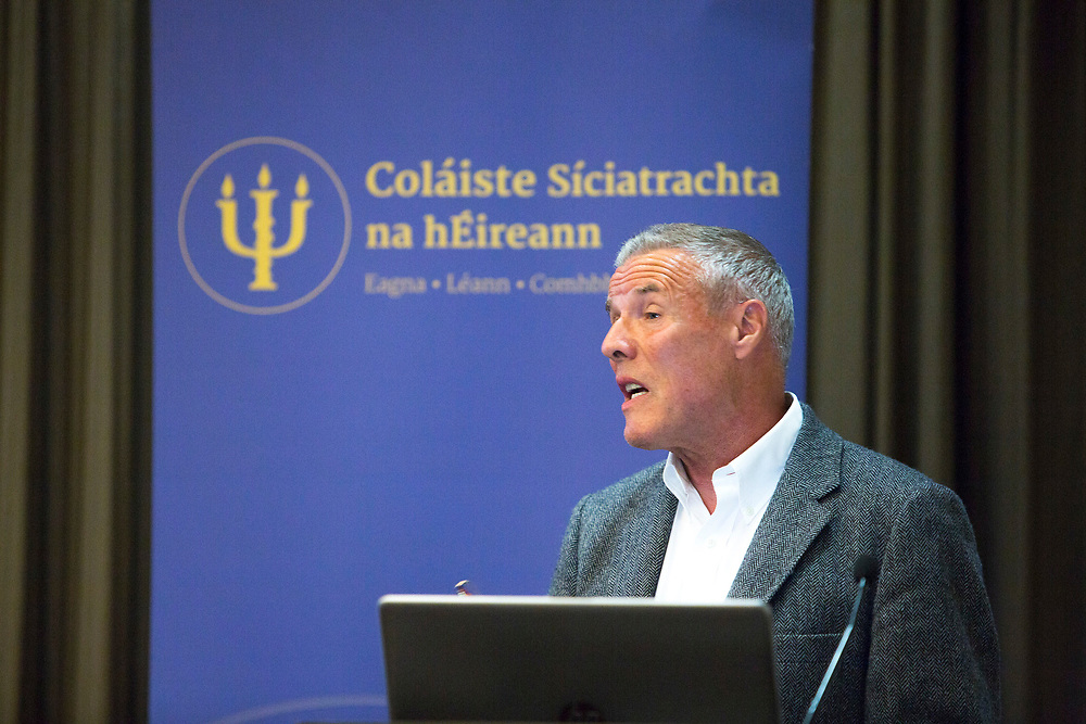 College of Psychiatrists Sping Conference 2018 <br /> April 12th &amp; 13th <br /> Sheraton Hotel Athlone<br /> Dr Patrick Devitt