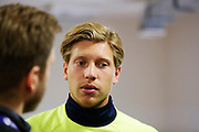 SWIDNIK, POLEN 2017-06-14<br /> Alexander Fransson under U21 landslagets tr&auml;ning p&aring; Stadion Miejski den 14 juni 2017.<br /> Foto: Nils Petter Nilsson/Ombrello<br /> Fri anv&auml;ndning f&ouml;r kunder som k&ouml;pt U21-paketet.<br /> Annars Betalbild.<br /> ***BETALBILD***